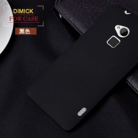 Rubberized Hardcase Hard case HTC ONE MAX - Hitam