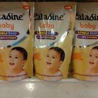 harga CALADINE Baby Sabun Mandi Cair + Anti Iritasi /Perlengkapan Mandi Bayi Tokopedia.com