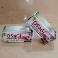 OSaGi Obat Sakit Gigi Herbal