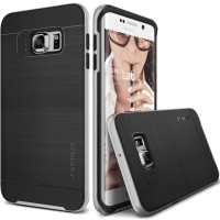 harga Verus High Pro Shield Samsung Galaxy S6 Edge+ Plus - Light Silver Tokopedia.com