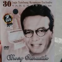 DVD KARAOKE BROERY MARANTIKA - 30 LAGU TEMBANG KENANGAN 70-80AN (2DVD)
