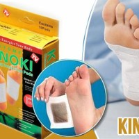 harga Kinoki Gold Cleansing Detox Foot Pads (koyo Kaki Herbal) Tokopedia.com
