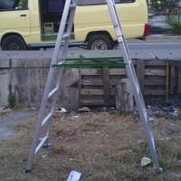 harga Tangga Aluminium 3 Meter Tokopedia.com
