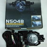 harga Foglamp / Lampu Kabut/lampu Senja Nissan X-trail 2008-2011 Tokopedia.com