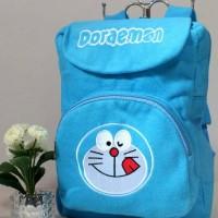 harga Tas Gendong Tas Ransel Karakter Doraemon Biru Lucu Tokopedia.com