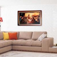 harga Lukisan Perjamuan Terakhir Tokopedia.com