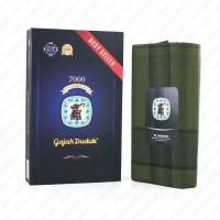 harga Sarung Gajah Duduk Tenun 7000 Premium Buku Kemasan Dus Box Tokopedia.com