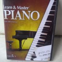 Dvd Belajar Piano Lengkap Pemula Hingga Mahir Dari Learn And Master