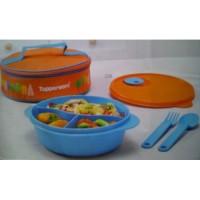 Fancy Crystalwave Lunch (CWL) Orange Tupperware Discount Promo