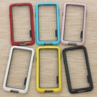 Samsung Galaxy S5 Colorful Silicon Bumper ( full bezel protection )