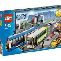 LEGO 8404 CITY Public Transport Station