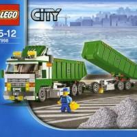 LEGO 7998 CITY Heavy Hauler