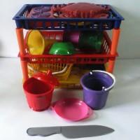 Kitchen Set Rak Piring EKSLUSIF