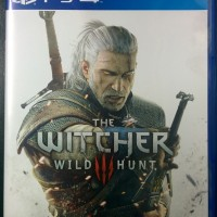 BD PS4 The Witcher III: Wild Hunt / 3