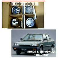harga Piston Set Honda Civic Wonder 1984-1987 ( Made In Japan) Tokopedia.com