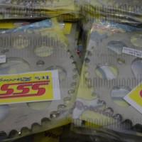 harga Gear Sss (belakang) 428:megapro,nmp,cb150r,cbr150,tiger:size 46t Tokopedia.com