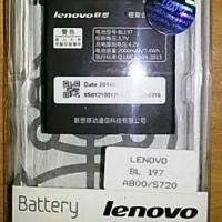 Batrai Lenovo A800 / S720 ( Original )