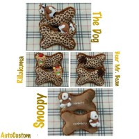 harga Bantal Headrest Tulang Snoopy, The Dog, Rilakuma Or Bear Mr. Bean Tokopedia.com