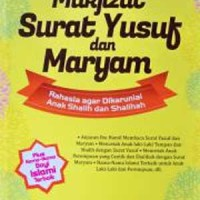 Mukjizat Surat Yusuf Dan Maryam (SC)