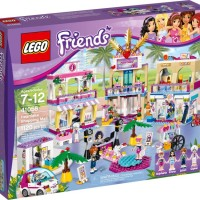 LEGO 41058 FRIENDS: HEARTLAKE SHOPPING MALL
