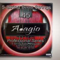harga Senar Gitar Bass Adagio ( 5 Senar ) Tokopedia.com