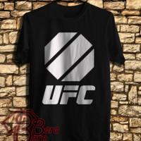 UFC Octagon Logo 3nd Kaos | Tshirt | Distro