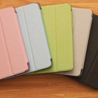harga Xiaomi Mipad Tablet Colorful Smart Leather Cover Auto Sleep Wake Case Tokopedia.com