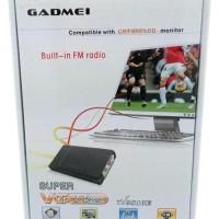 TV Tuner Gadmei 3810E CRT & LCD