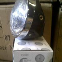 harga Head Lamp/ Lampu Depan Tiger New/revo 2008 Tokopedia.com