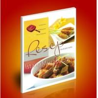 Jual Buku Resep Happy Call (Masakan Nusantara) Murah