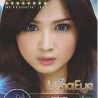 Softlens Luna Eye Zodiac Sagitarius / Soft Lens Lunar Water 55% Korea