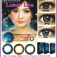 Softlens Luna Eye Zodiac Leo / Soft Lens Lunar Water 55% Korea