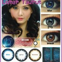 Softlens Luna Eye Zodiac Taurus / Soft Lens Lunar Water 55% Korea