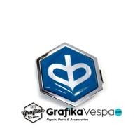 harga Emblem Chung Piaggio Hidung Vespa Excel Spartan New Px Asli Danmotor Tokopedia.com