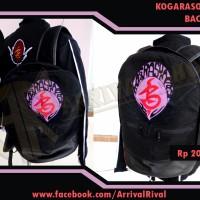 harga Tas Dukung / Ransel Anime Air Gear - Kogarasomaru Backpack Tokopedia.com
