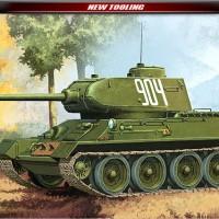 harga Model Kit / Mokit Academy - Russian Tank 34 / 85 ( Langka! ) Tokopedia.com
