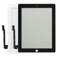 iPad 3, 4 Glass and Touch Panel Assembly
