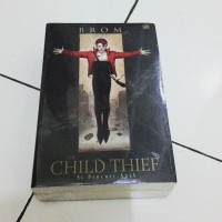 The Child Thief: Si Pencuri Anak (Soft Cover) oleh Brom