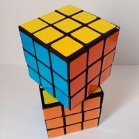 Rubik Magic Cube 3 x 3 x 3 - Mainan Edukasi