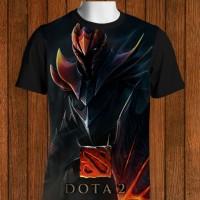 Kaos 3D Dota 2 Dragon Knight