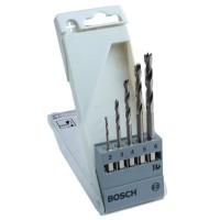 Bosch 2 - 6mm Hex Shank Mata Bor Kayu Set