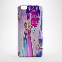 Barbie and the Diamond Castle wall Hard case Iphone case dan semua hp