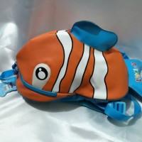 harga Tas Ransel Anak Karakter Ikan - Little V 43434 Tokopedia.com