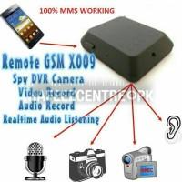 Alat Sadap Suara & camera pengintai / realtime monitor dengan GSM