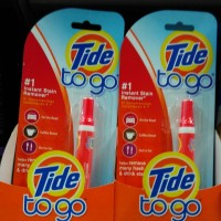 TIDE TO GO INSTAN REMOVER