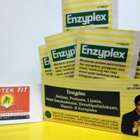 Enzyplex Tablet (1 strip @ 4 tablet)