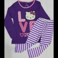 Piyama Hello Kitty Love