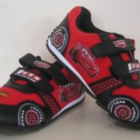 harga Sepatu Anak Disney McQueen No. 31-35 (Red/Black) Tokopedia.com