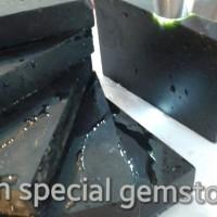 harga Bongkahan Batu Giok Black Jade Aceh