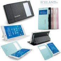 Kalaideng Iceland Ii Series Leather Case Sony Xperia T2 Ultra